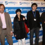 Karel Roden a delegácia k filmu na AFF