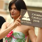 Chiara Caselli a jej cena Hercova misia