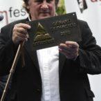 Gérard Depardieu a jeho Hercova misia