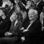 prezident festivalu Milan Lasica, porotkyňa Vica Kerekes