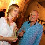 Eva Sakalová a Lazar Ristovski Variety párty v Tabačke