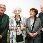 Štefan Kvietik, Květa Fialová, Božidara Turzonovová a Ladislav Chudík