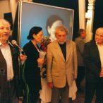 Alain Robbe-Grillet člen hlavnej poroty 1999