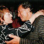 Annie Girardot a Karel Gott