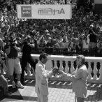 Bolek Polívka  laureát ocenenia Hercova misia 2002