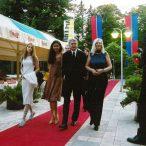 Dorka Gryllus a Laco Kraus  členovia poroty 2004