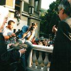 Erland Josephson  laureát ocenenia Hercova misia 1998