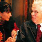 Erland Josephson a Geraldine Chaplin