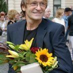 György Cserhalmi  laureát ocenenia Hercova misia 2003