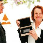 Iva Janžurová  laureátka ocenenia Hercova misia 1999
