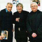 Ján Melkovič, Juraj Jakubisko a Ján Ďuriš