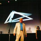 Jean-Paul Belmondo laureát ocenenia Hercova misia 2001