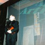 Juraj Jakubisko  laureát ocenenia Zlatá kamera 2002