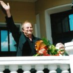 Klaus Maria Brandauer laureát ocenenia Hercova misia 2003