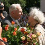 Květa Fialová a Ladislav Chudík