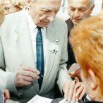 Ladislav Chudík  laureát ocenenia Hercova misia 2000