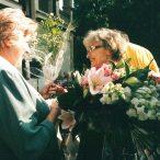 Mari Törőcsik  laureátka ocenenia Hercova misia 1998