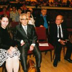 Martin Hollý a Pavol Branko  laureáti ocenenia Zlatá kamera 2001