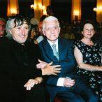 Maximilán Remeň a Juraj Jakubisko laureáti ocenenia Zlatá kamera 2002