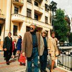 Milan Lasica, Miroslav Ondříček, Ľuba Velecká členovia poroty 1998