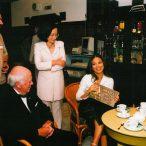Ornella Muti laureátka ocenenia Hercova misia 2002