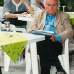 Richard Demarco člen hlavnej poroty 2000