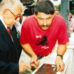 Vlastimil Brodský  laureát ocenenia Hercova misia 1997